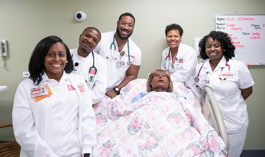 Nursing Social Work Programs Win 2018 Hbcu Digest Awards Winston