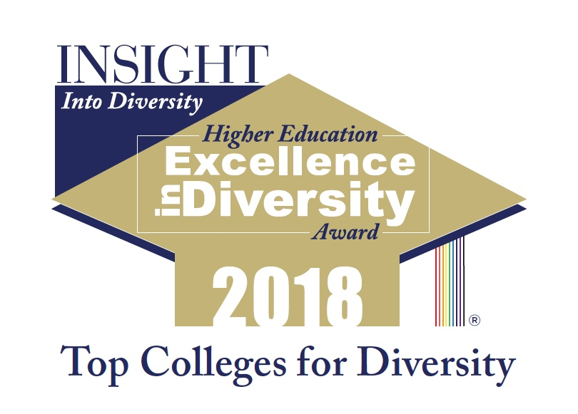 Logo - INSIGHT Into Diversity Higher Education Excellence in Diversity Award 2018 Top Colleges for Diversity