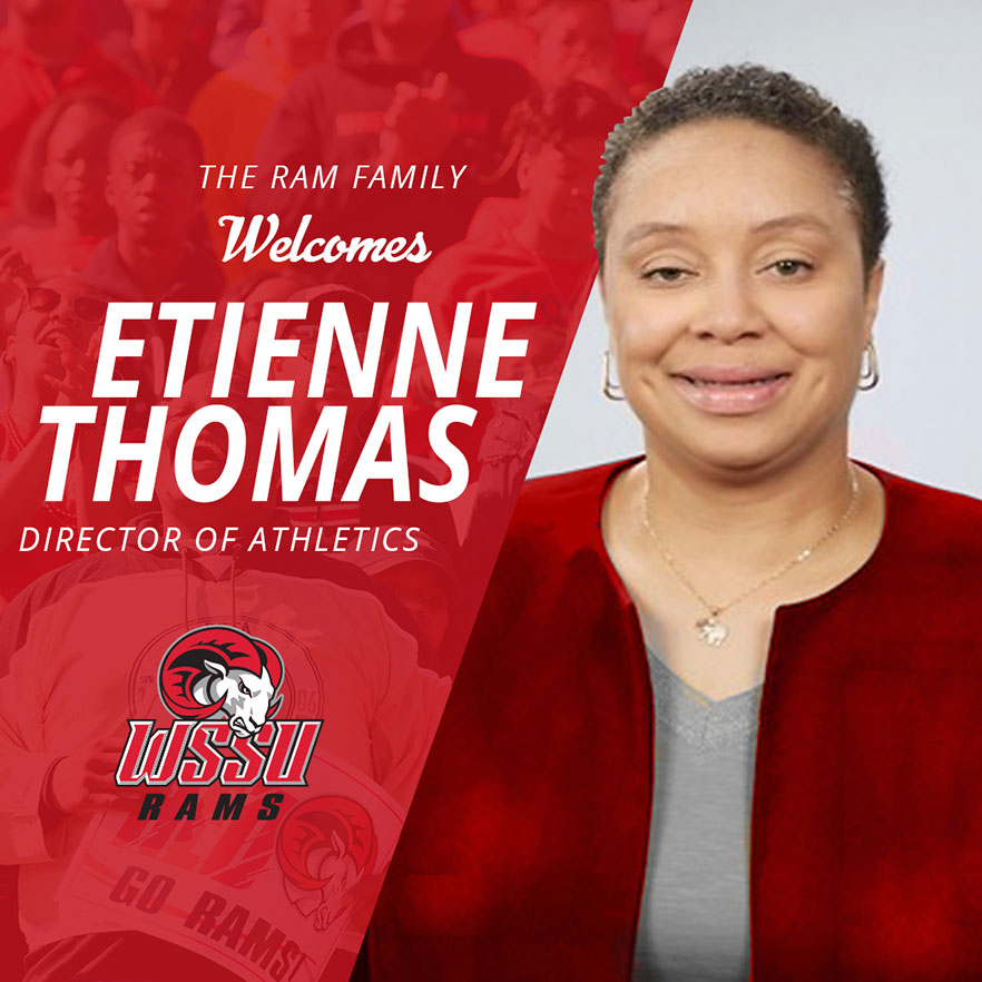 The Ram Family Welcomes Etienne Thomas Director of Athletics