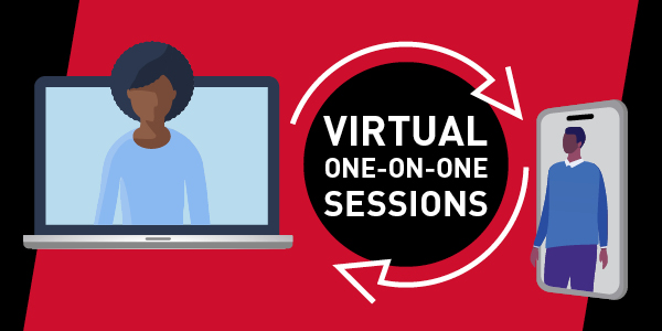 Virtual One on One Sessions
