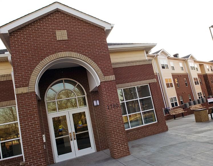 Campus Housing Winston Salem State University